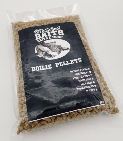 Pellets - Fish´ N Chips